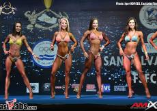 2015 World Salvador - Bikini 166cm