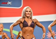 2018 Nordic Cup - Bodyfitness 163cm