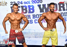 2020 WJC - Men's Physique Overall