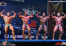 2015 World Salvador - Masters Bodybuilding OVERALL