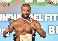 2020 World, Friday - Wheelchair Bodybuilding