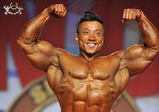 Bodybuilding up to 90kg final