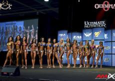 2015 Olympia - Prejudging Bikini Olympia