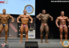 2016 Diamond Liverpool - Bodybuilding OVERALL