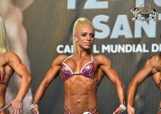 2015 EBFF Championships - Bodyfitness 158cm