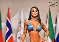 2014 World Cup Alicante - Finale Bikini fitness