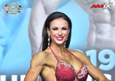 Master Bodyfitness 35-39y - 2019 European Championships
