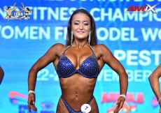 2019 WJC - Junior Fitness 16-20y 163cm