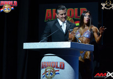 2015 Arnold Classic PRO - kategória Fitness
