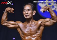 2016 World Masters - Bodybuilding plus 50y