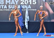 2015 EBFF Championships - Junior Fitness Overall