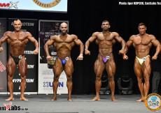 2016 Diamond Liverpool - Bodybuilding 95kg