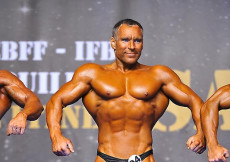 2014 Majstrovstvá Európy, kulturistika do 80kg