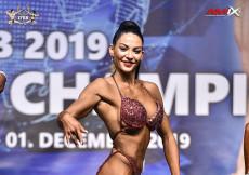 2019 WFC - Bodyfitness 168cm