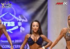 2019 World Master Bikini 45y plus