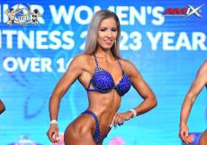 2019 WJC - Junior Bikini 21-23y 166cm plus