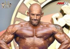 2020 ACE - Master Bodybuilding 45-49y 80kg plus