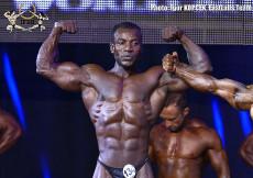 2016 World Champ - Bodybuilding 70kg
