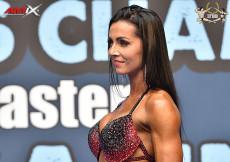 2021 European - Master Bikini 40-44y