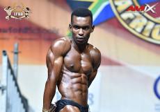 Bodybuilding 70kg - ACA 2019