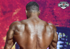2021 Siberian Bodybuilding 100kg