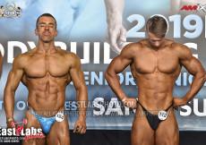 Games Classic BB 175cm plus - 2019 European Championships