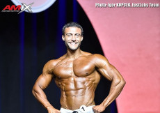 2016 Olympia - Men´s Physique