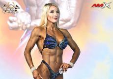 2020 World, Saturday - Bodyfitness 168cm