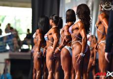 2015 EBFF Championships - Bodyfitness 163cm