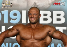 BB 100kg plus - 2019 European Championships