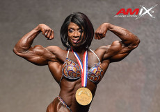 2014 Las Vegas - W Bodybuilding Olympia, finále