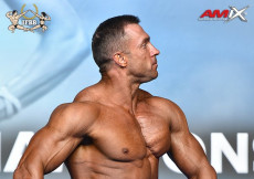 Master Classic Physique - 2019 European Championships