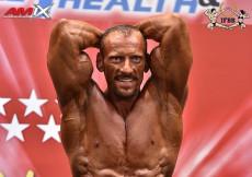2018 Elite Madrid - Classic Bodybuilding