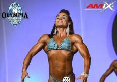 2016 Olympia Spain - bodyfitness 163cm