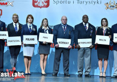 2018 World Fitness - Opening and Officials