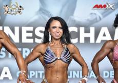 Master Women´s Physique 35y plus - 2019 European Championships