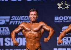 2015 Sweden GP - Bodybuilding up to 80kg semifinal
