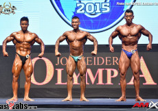2015 Olympia Asia - CB Overall