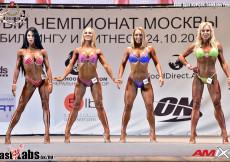 2015 Moscow Champ - Fitness Bikini 163cm