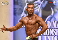 2018 World Master - Mens Physique over 50y