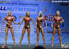 2016 World Fitness - Bikini Overall