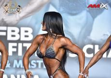 Bodyfitness 168cm - 2019 European Championships