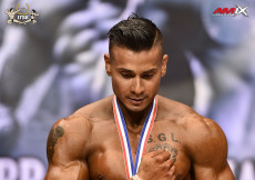 2018 World Master - Mens Physique OVERALL