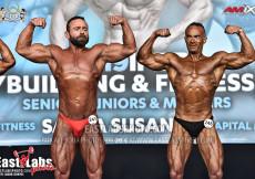 Master BB 40-44y 80kg - 2019 European Championships