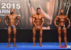 2015 EBFF Championships - Classic BB Overall