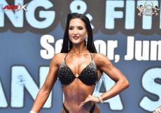 2021 European - Junior Bikini 16-20y 166cm