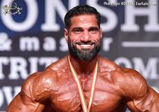 2017 Master World BB 50-54y over 80kg