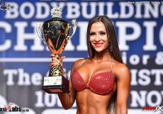 2017 Junior World Championships Bikini OVERALL