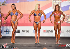 2015 ACE Amateur - Bodyfitness 1