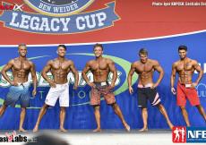 2016 Nordic - Legacy - Men´s Phys AWARDS